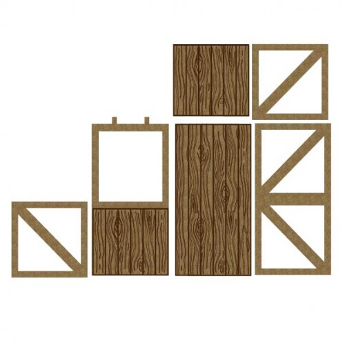 Horse Barn doors - Windows and Doors
