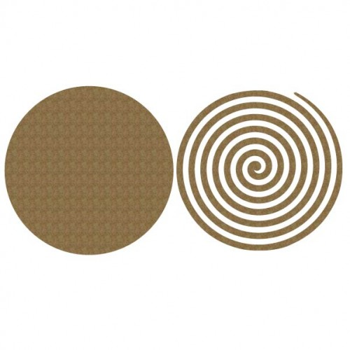 Hypnotic Circle Set - Shapes