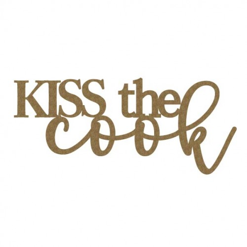 Kiss the cook - Words