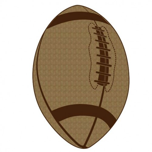 Large Football - Sports