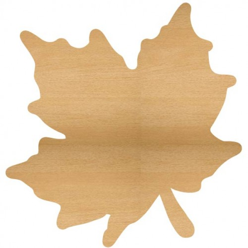Large Leaf - Home Decor