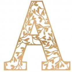 Leafy Monogram