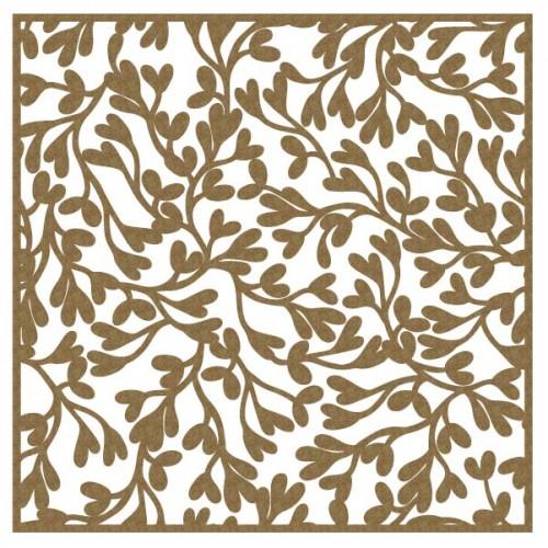 "Leafy Panel - 6"" x 6"" Lattice Panels"
