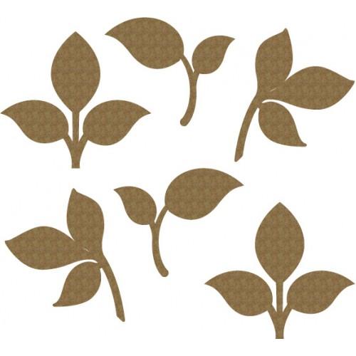 Leaves Set 7 - Flowers