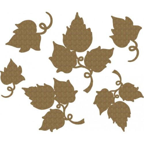Leaves Set 1 - Flourishes