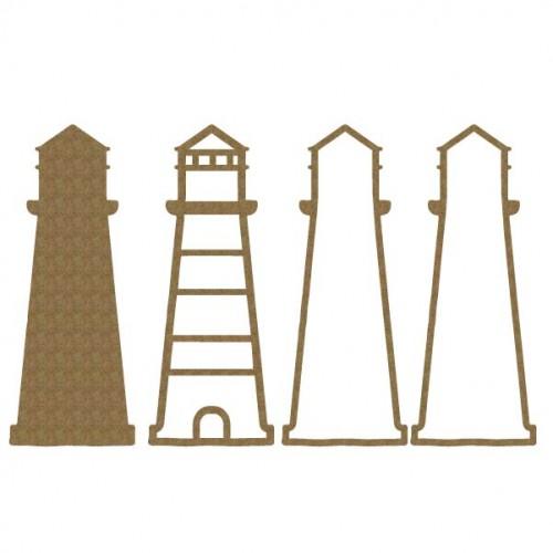 Lighthouse Shaker - Shaker Sets