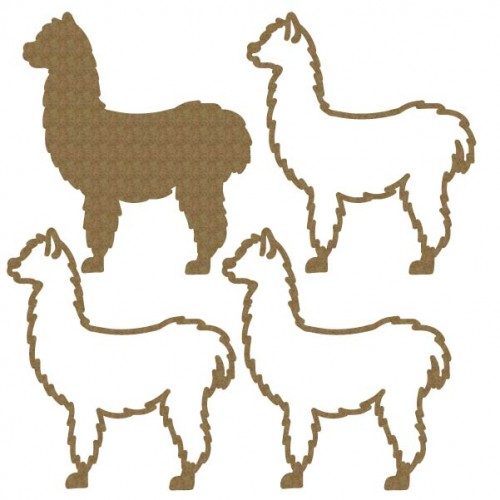 Llama Shaker - Shaker Sets