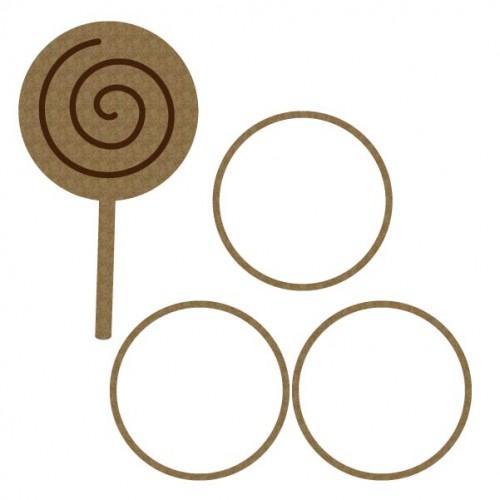 Lollipop Shaker - Shaker Sets