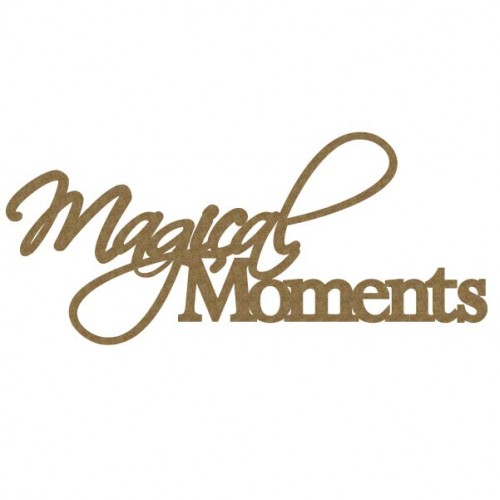 Magical Moments - Words