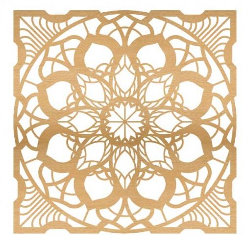 Layered Mandala - Home Decor