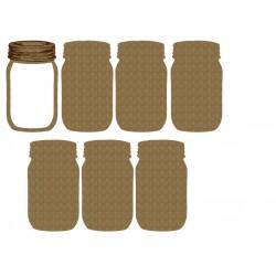 Mason Jar Mini