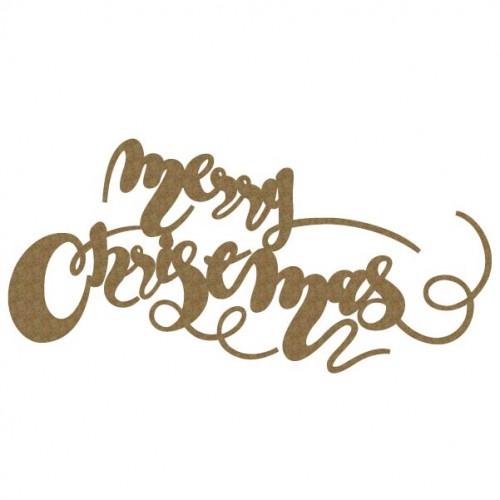 merry Christmas - Words
