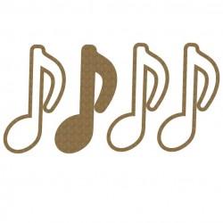 Music Note Shaker