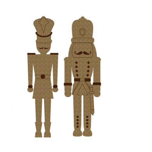 Nutcrackers - Games and Toys