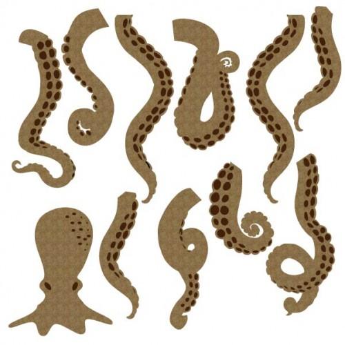 Octopus set - Animals