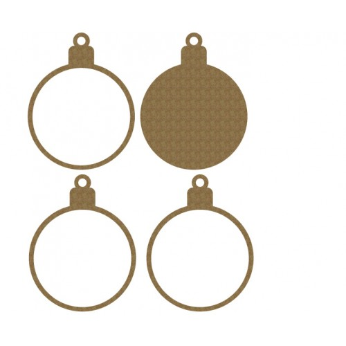 Ornament Shaker - Shaker Sets