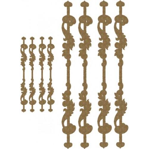 Ornate Pieces - Fences and Gates