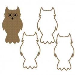 Owl Shaker