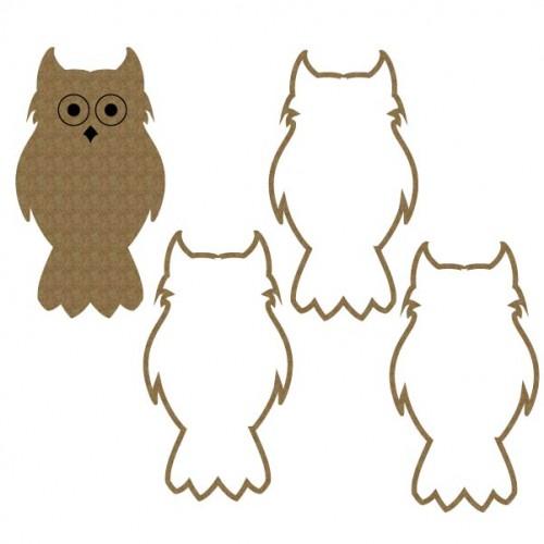 Owl Shaker - Shaker Sets
