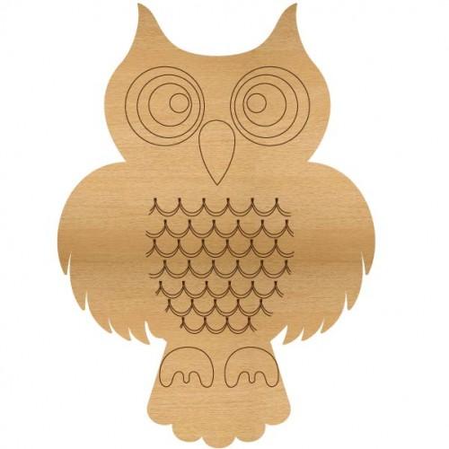 Owl - Home Decor