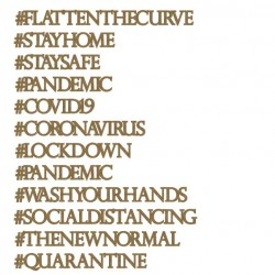 Pandemic Hashtags