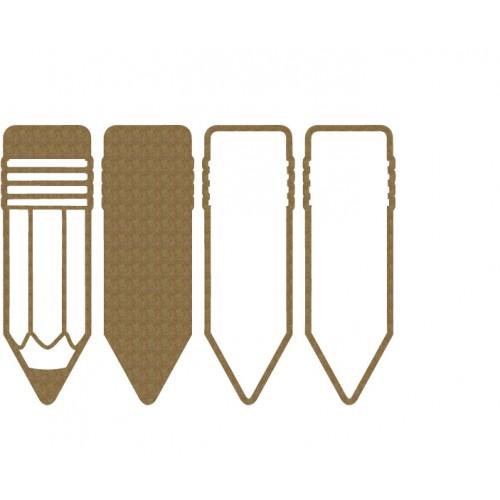 Pencil Shaker - Shaker Sets