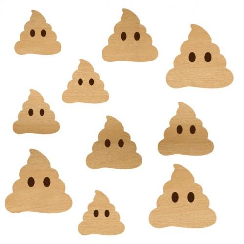 Poo - Wood Veneers