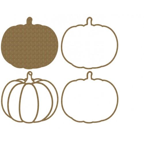 Pumpkin Shaker - Shaker Sets