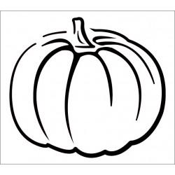 Pumpkin Stencil 2