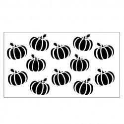 Pumpkins Stencil