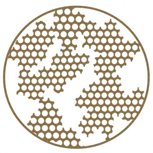 Punchinella Circle - Frames