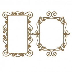 Ribbon Frames