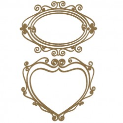 Ribbon Frames 2