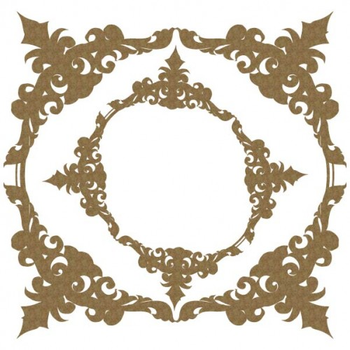 Royal Square Frame Set - Frames