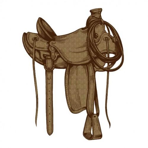 Saddle - Animals