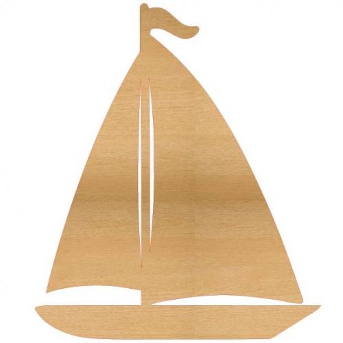 Sailboat - Home Decor