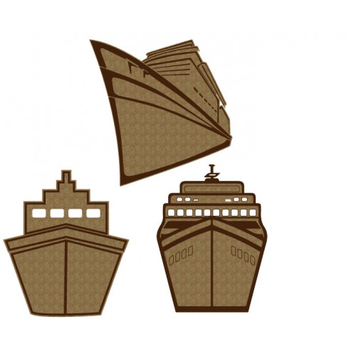 Ship Set - Nautical