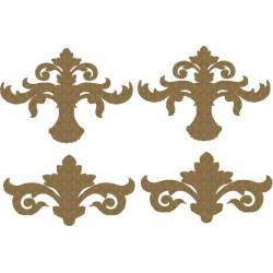 Simple Ornate Pieces