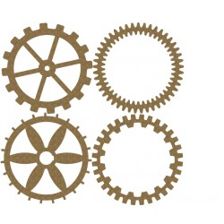 Large Gear Frames