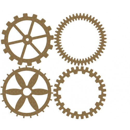 Large Gear Frames - Frames