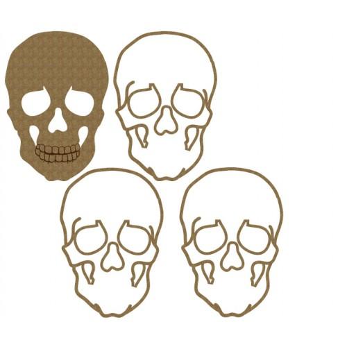Skull Shaker - Shaker Sets