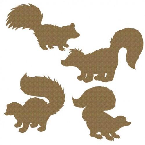 Skunk - Animals