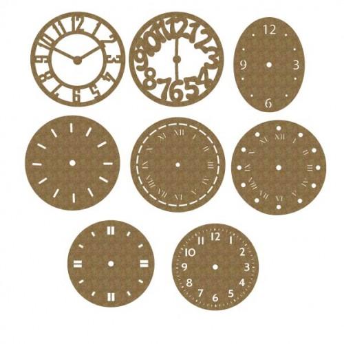 Mini clock Set - Steampunk