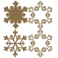 Snowflake Shaker