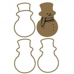 Snowman Shaker 2