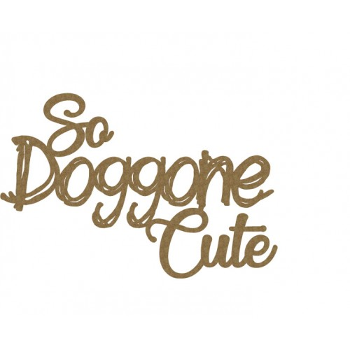 So Doggone Cute - Words