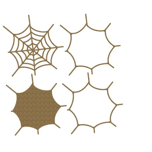 Spider Web Shaker - Shaker Sets