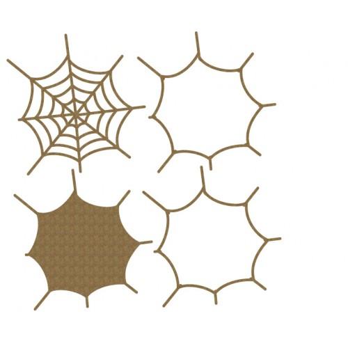 Spider Web Shaker