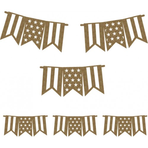 Star and Stripes Banner - Banners