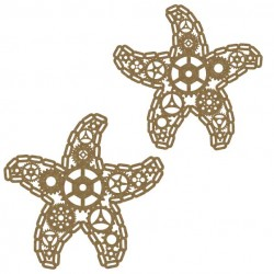 Steampunk Starfish